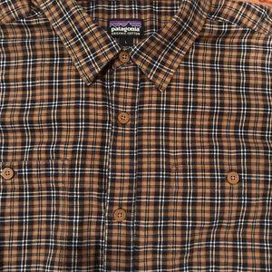 Patagonia Men's Organic Pima Cotton Shirt